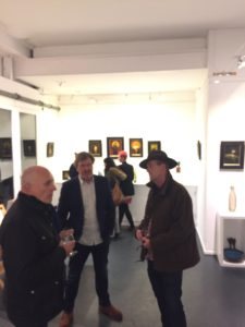 BAD BOYS preview at Cameron Contemporary Gallery